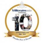 Scott Wolf, Grace Century CEO, Authors Featured Article in MillionaireAsia Magazine