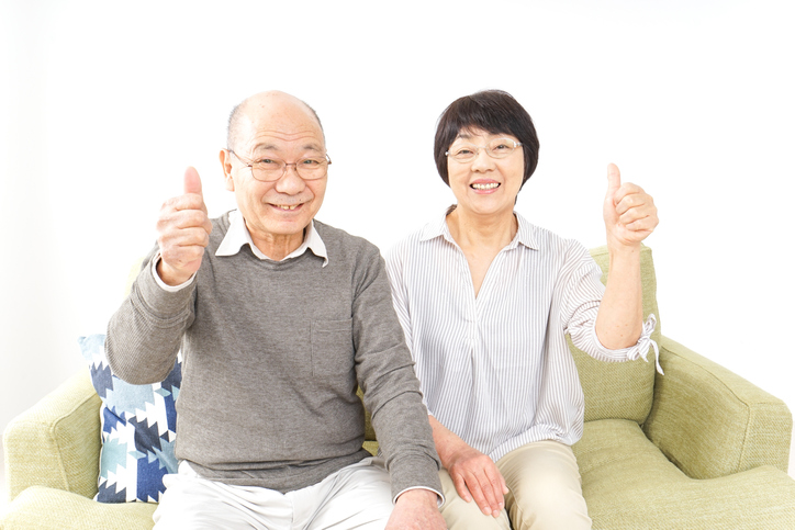 Japanese tech firms innovate to act upon Japan's aging population problem