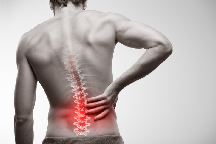 New research points towards stem cell therapy to treat back pain