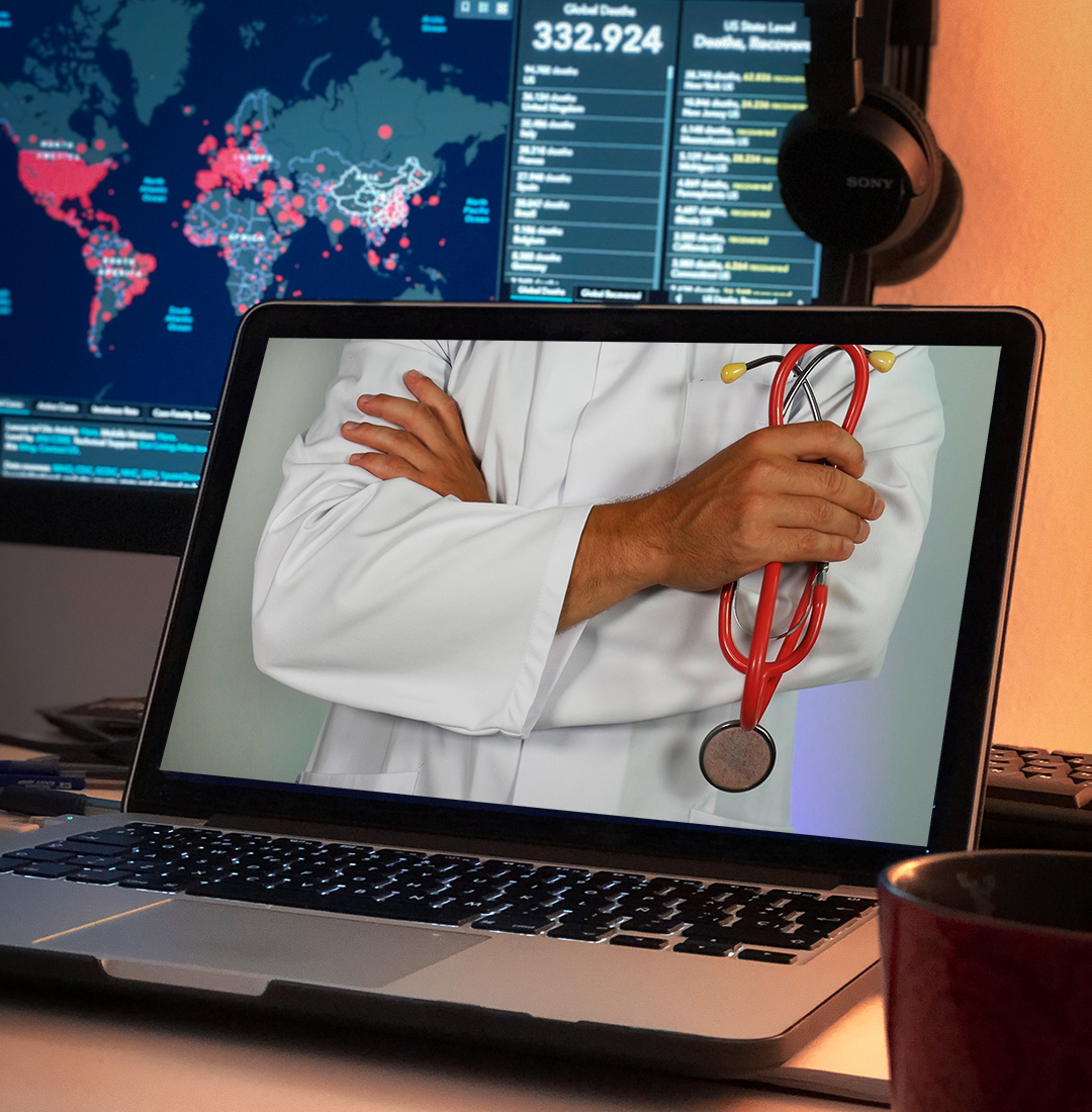 Telemedicine is being thrusted back to the forefront as a result of the Covid Crisis